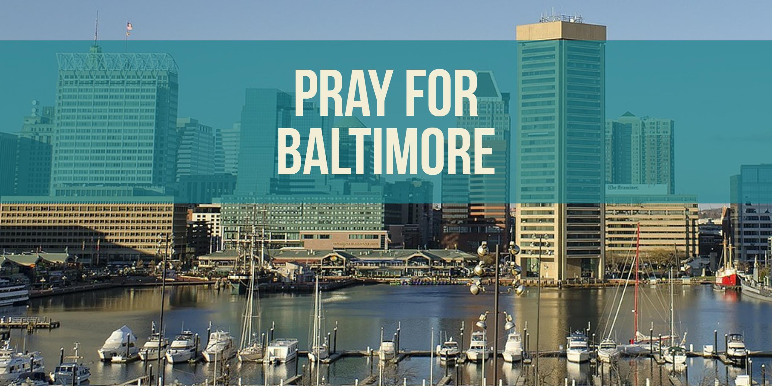 Baltimore Church Planting