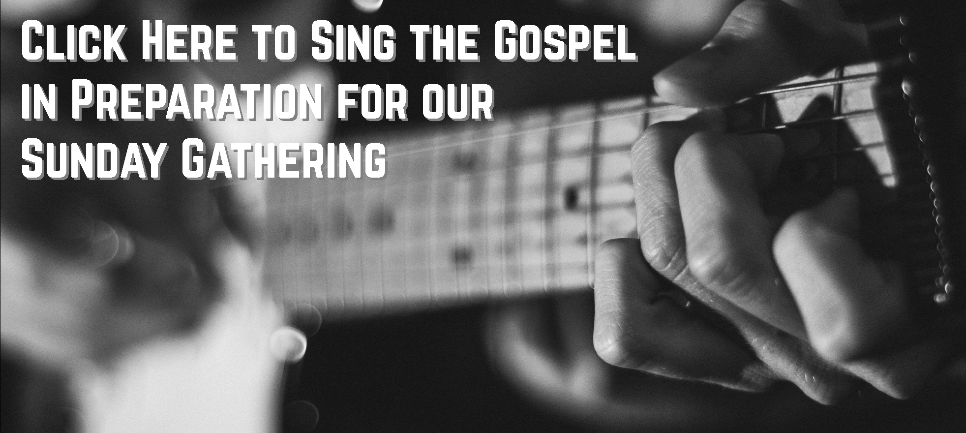 Sing the Gospel